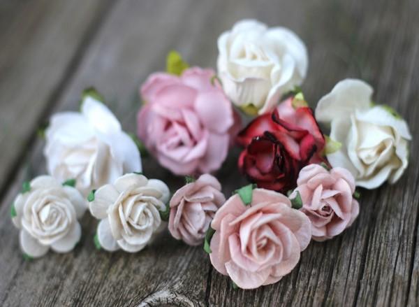 Hair Pins Wedding Flower Hair Bridal Wedding Flower Crown